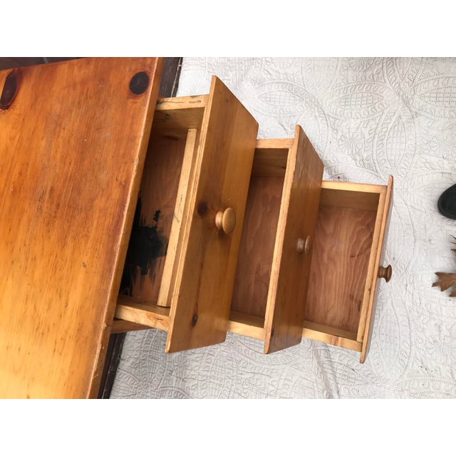 Paul McCobb Planner Series Pine Desk For Sale - Image 9 of 11