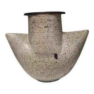 1988 French Cooper Ceramic Vase