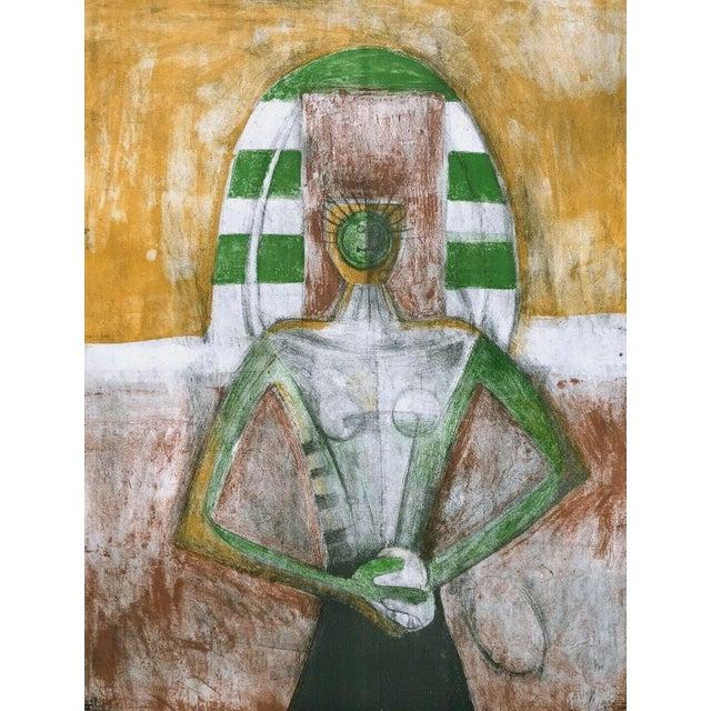 Artist: Rafino Tamayo (1899-1991) Title: Carnavalesca Year: 1969 Medium: Lithograph on wove paper Edition: 150, plus...