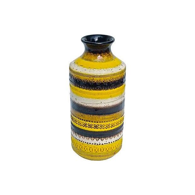 Rosenthal Netter Mid-Century Modern Ceramic Vase For Sale