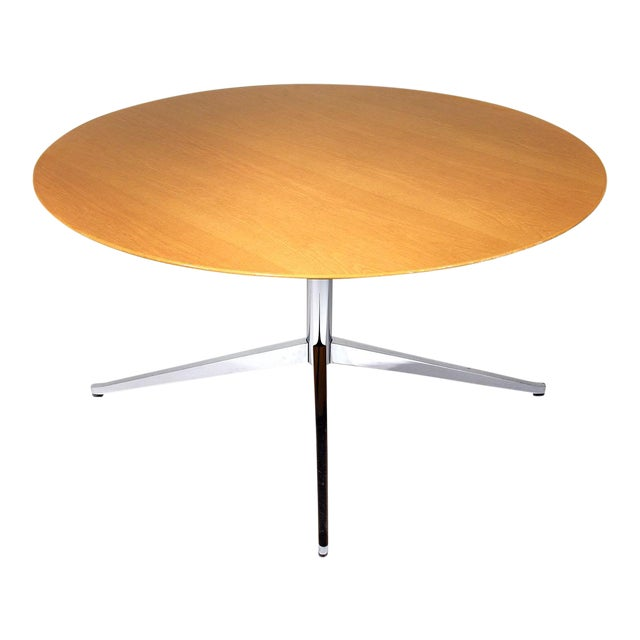 Mid-Century Modern-style Dining Table by Florence Knoll International - Image 1 of 8