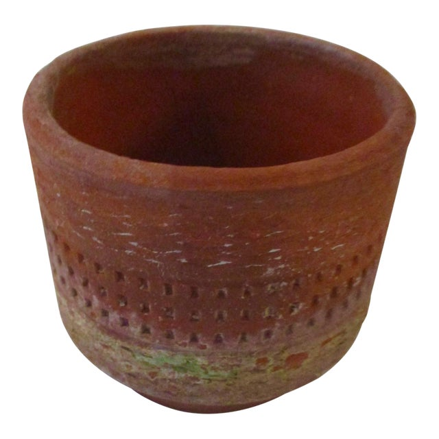 Mid-Century Italian Ceramic Pot - Image 1 of 7
