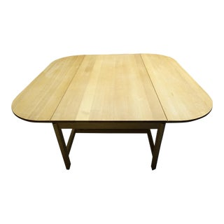 Søren Holst for Fredericia Furniture Drop-Leaf Coffee Table