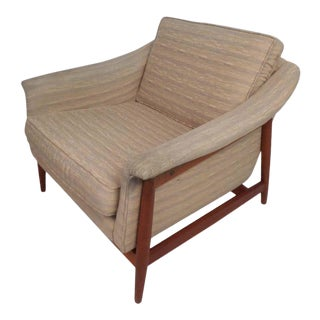 Midcentury Lounge Chair by Dux For Sale