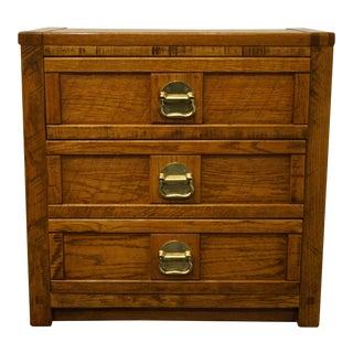 """Dixie Furniture Clipper Ship Collection 30"""" Bachelor's Nightstand 922-513 For Sale"""