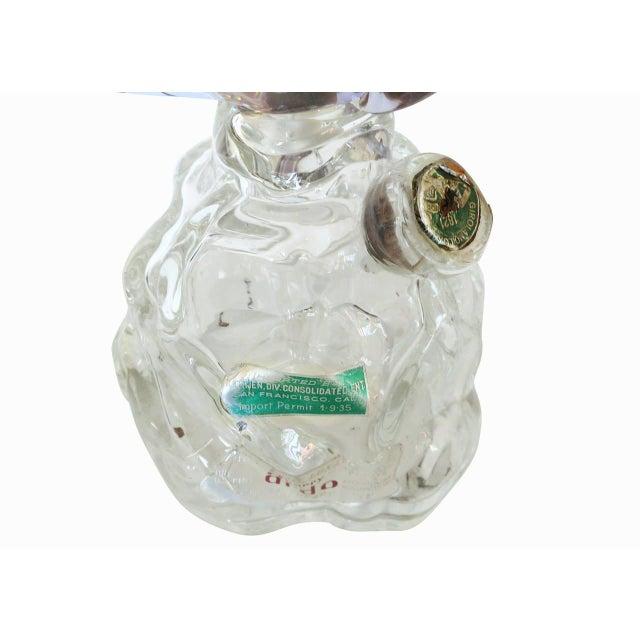 1950s Archimede Seguso Alabastro Murano Squirrel Decanter Bottle - 50th Anniversary Sale For Sale - Image 5 of 7