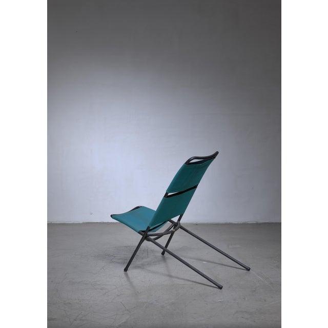 Mid-Century Modern Pair Ilmari Tapiovaara 'Congo' Chairs For Sale - Image 3 of 7