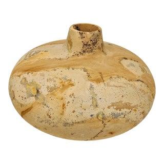 Modern Decorative Sandstone Vase For Sale