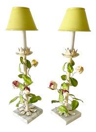 Image of Rustic European Lamps