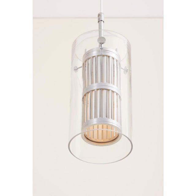 1970s 1960s Pendant Lamp in Manner of Hans Agne Jakobsson For Sale - Image 5 of 12