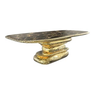 Stonehenge Dining Table From Covet Paris For Sale