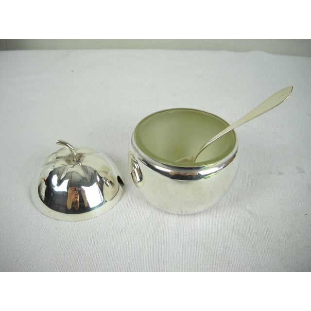 Early 20th Century Silverplate Marmalade Server, 4 Pieces For Sale - Image 5 of 9