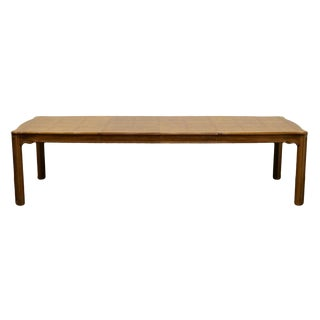 """Thomasville Furniture Pageantry Collection 116"""" Dining Table For Sale"""