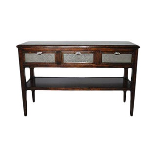 South Cone Home Transitional Sideboard For Sale