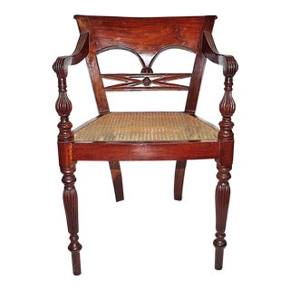 British Colonial Armchair