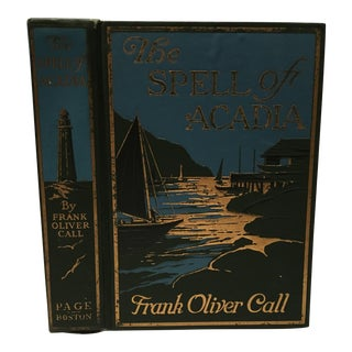 'The Spell of Acadia' Signed First Edition For Sale