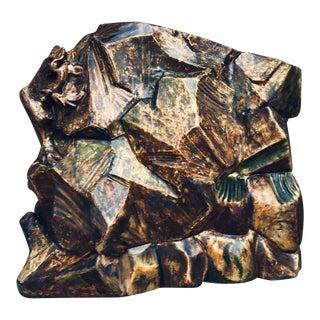 18th Century Antique Wooden Venetian Sculptural Object For Sale