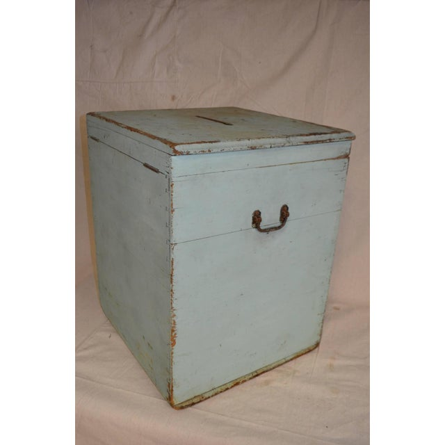 Ballot Box of Wood - Image 4 of 8