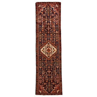 """Vintage Persian Rug, 2'5"""" X 9' For Sale"""