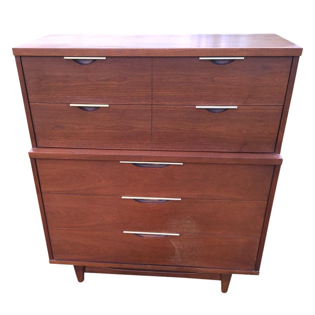 Mid-Century Modern Kent Coffey Tableau Dresser - Image 1 of 7