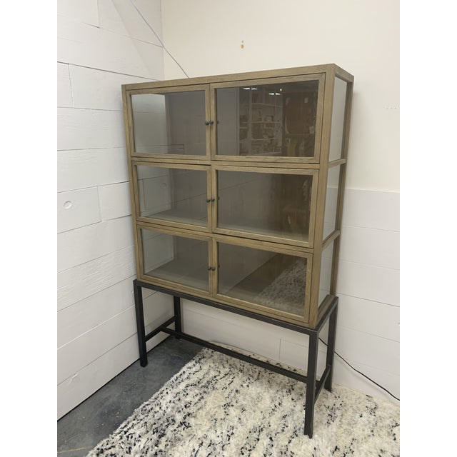 Traditional Bryanston Traditional China Cabinet For Sale - Image 3 of 6