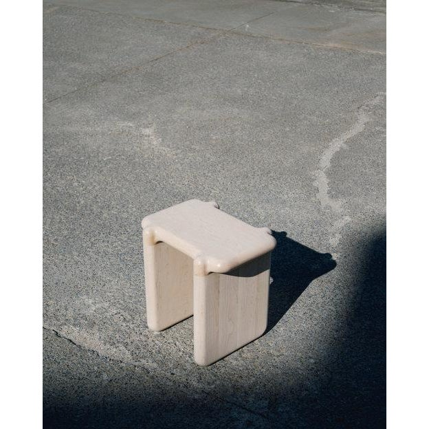 """By Loïc Bard Starting Price: $1,400 Specifications: 17.75"""" l x 13.5"""" w x 17.5"""" h Shown In: Bleached Maple w/ Oil Finish..."""