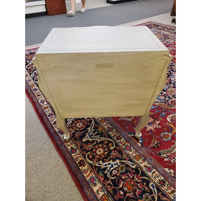 Union National Painted Nightstand For Sale - Image 11 of 13