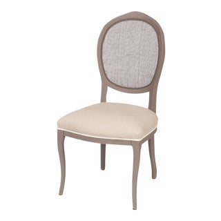 Sarreid LTD 'Abrella' Gray Chair