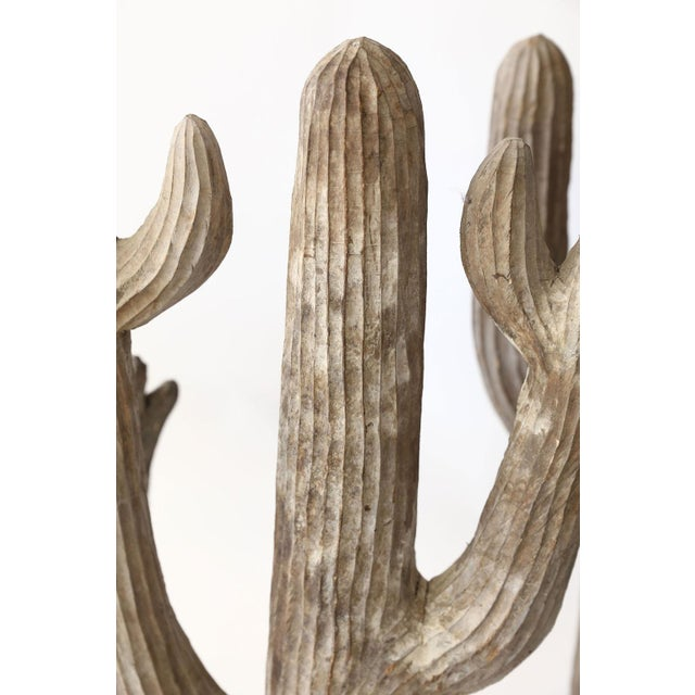 Belgian Cactus Sculpture For Sale In Houston - Image 6 of 8