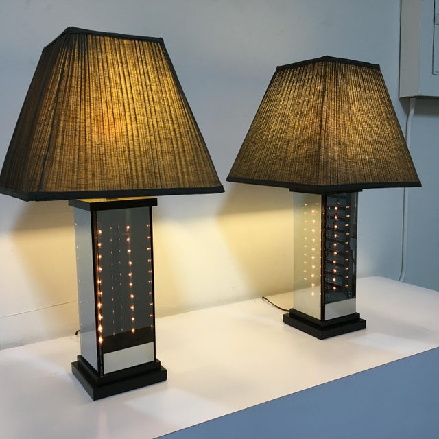 1970s 1970s Table Lamps by Lifeline - A Pair For Sale - Image 5 of 9