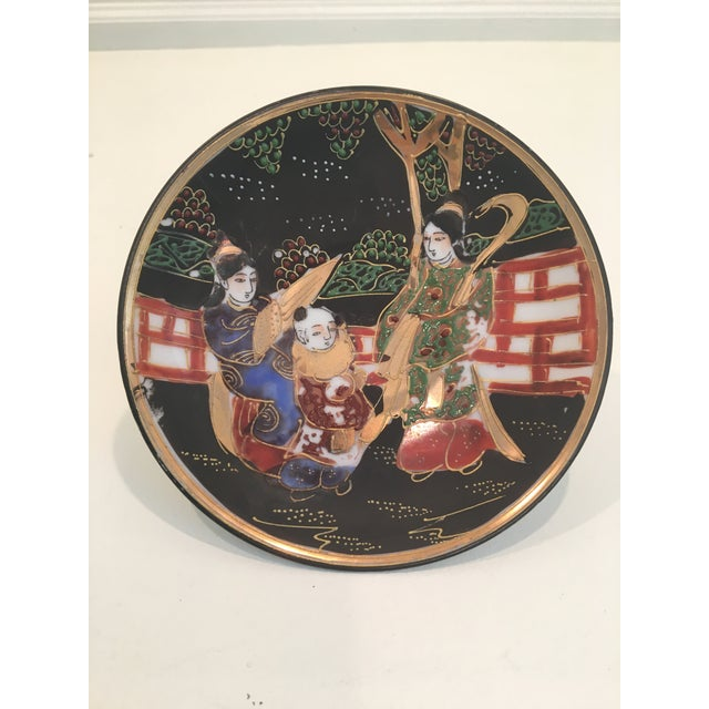 The finely painted and gold-gilded Satsuma ceramics of 20th century Japan (Meiji period 1868-1912) are a marvel to look...