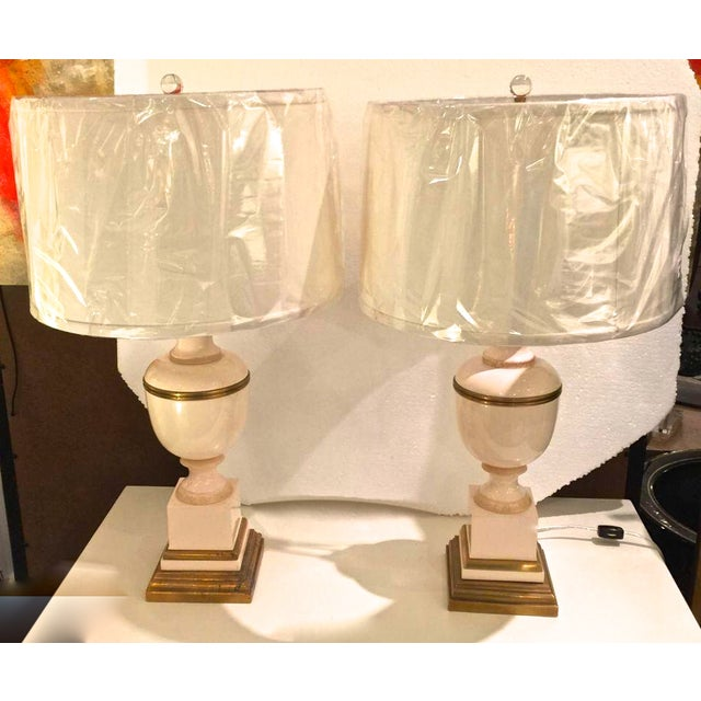 Mary McDonald Lamps - a Pair - Image 2 of 6