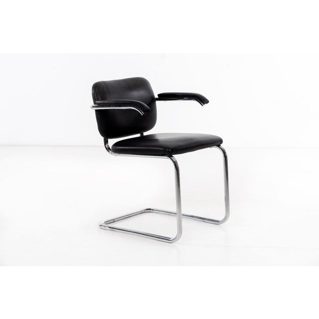 Set of 12 Marcel Breuer Dining Chairs For Sale - Image 9 of 11