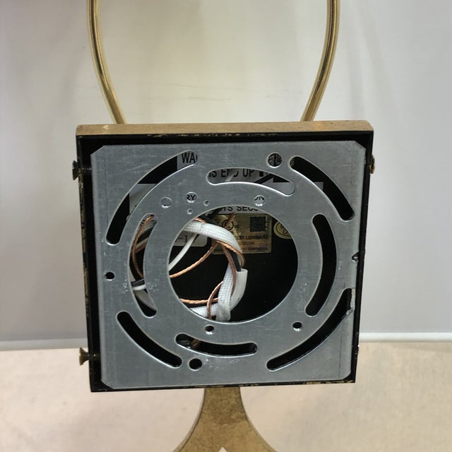 Visual Comfort Heart Wall Sconce in Gilded Iron For Sale - Image 9 of 12
