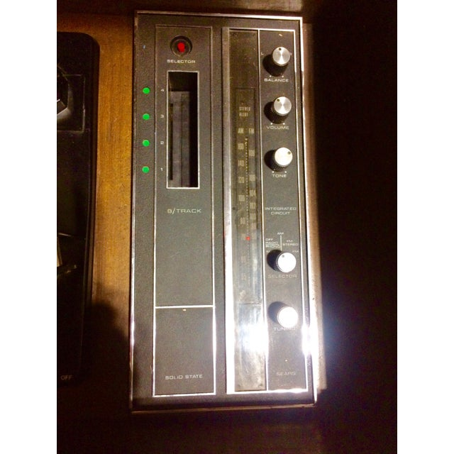 Vintage Radio Console For Sale - Image 10 of 10