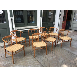 1960s Vintage Danish Dining Chairs- Set of 8 Preview
