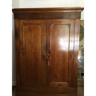19th Century Italian Walnut Armoire Preview