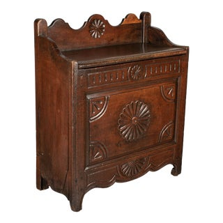 18th Century Country French Coffer or Storage Bin For Sale