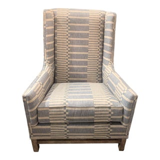 Paul Robert Bianca Arm Chair For Sale