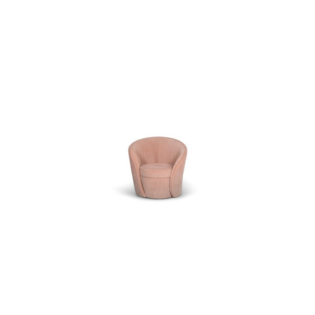 Fabric Bloom Chair From Covet Paris For Sale - Image 7 of 7