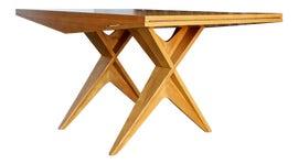Image of Brown Partner Desks