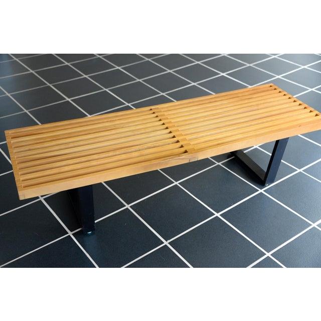 Nelson Platform Bench - Image 3 of 3