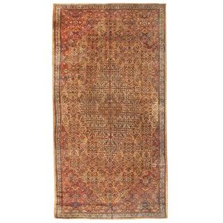 Antique Oversize Persian Bibikabad Carpet For Sale