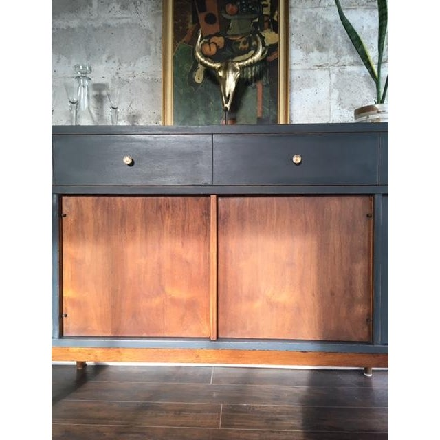 Mid-Century Credenza or Buffet - Image 5 of 7