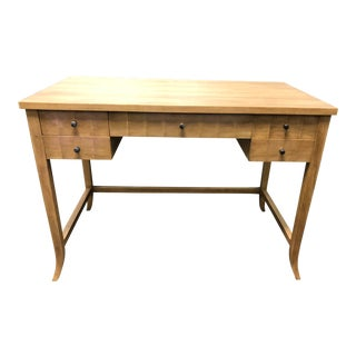 Custom Wood Desk For Sale