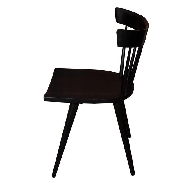 Paul McCobb Paul McCobb Planner Group Set of 6 Dining Chairs For Sale - Image 4 of 6