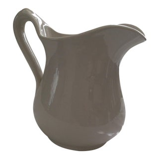 Royal Crownford Ironstone Pitcher For Sale