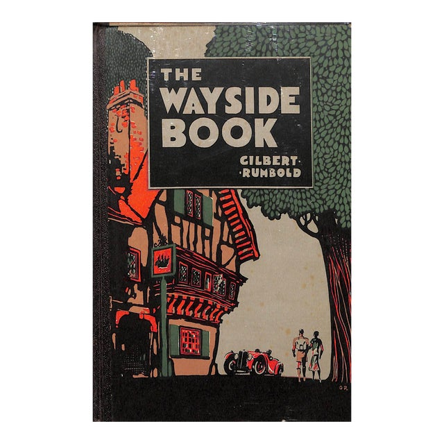 """The Wayside Book"" Book - Image 1 of 3"