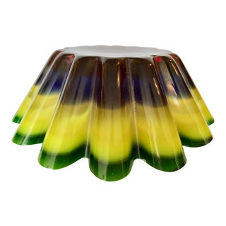 Gaetano Pesce Style Resin Jello For Sale