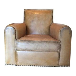 Ralph Lauren Colorado Club Chair For Sale